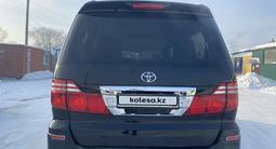 Toyota Alphard 2005 года за 3 650 000 тг. в Петропавловск – фото 5