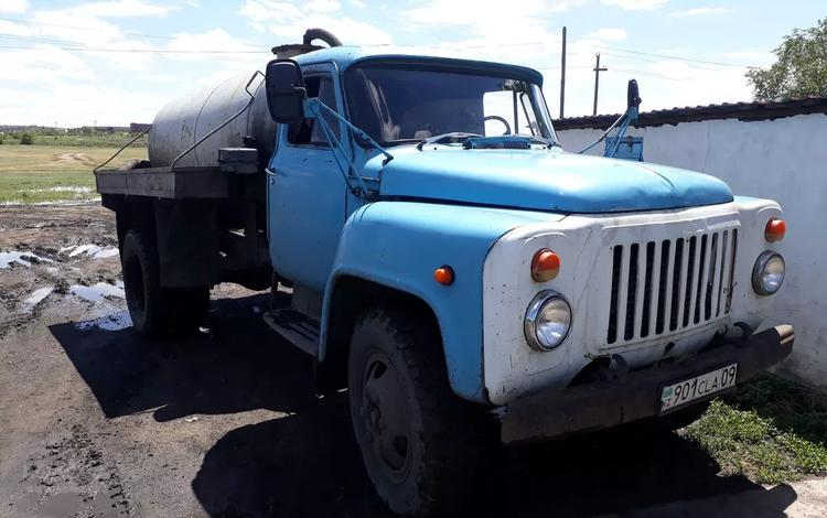 ГАЗ  53 1990 года за 1 200 000 тг. в Караганда