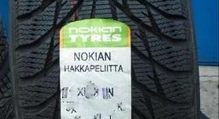 Зимние новые шины Nokian Hakkapeliitta R2 SUV за 150 000 тг. в Алматы