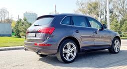 Audi Q5 2011 года за 8 100 000 тг. в Алматы – фото 2