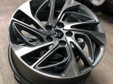 R18 диски Hyundai Tucson Elantra за 165 000 тг. в Алматы – фото 3