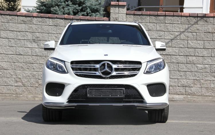 Mercedes-Benz GLE 400 2015 года за 20 300 000 тг. в Алматы