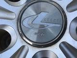 Диски с резиной R19 5x114.3 Weds Leonis, свежедоставлены из Японии за 320 000 тг. в Алматы – фото 2