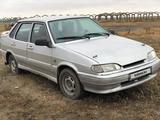 ВАЗ (Lada) 2115 (седан) 2006 года за 650 000 тг. в Уральск – фото 4