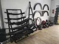 Запасные части на грузовые автомобили и прицепы МАЗ в Кокшетау