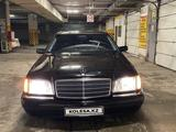 Mercedes-Benz S 500 1996 года за 4 100 000 тг. в Нур-Султан (Астана)