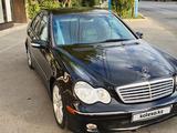 Mercedes-Benz C 230 2005 года за 3 200 000 тг. в Тараз – фото 4