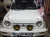 Mitsubishi Pajero Junior 1998 года за 2 000 000 тг. в Алматы – фото 2