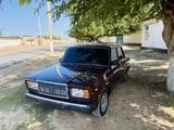 ВАЗ (Lada) 2107 2007 года за 870 000 тг. в Туркестан – фото 5