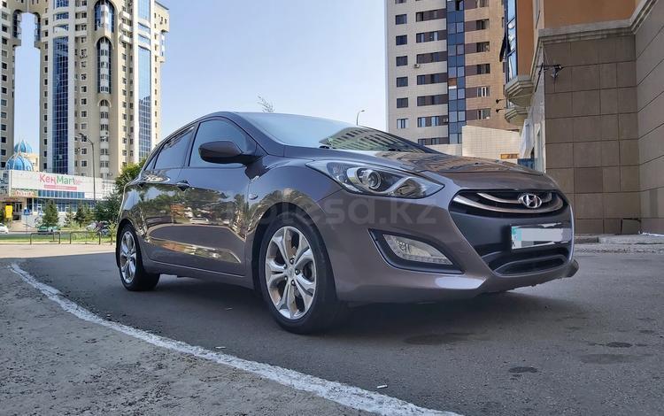 Hyundai i30 2014 года за 4 700 000 тг. в Нур-Султан (Астана)