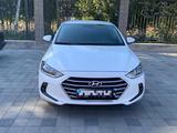 Hyundai Elantra 2018 года за 6 800 000 тг. в Кызылорда