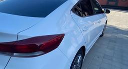 Hyundai Elantra 2018 года за 6 800 000 тг. в Кызылорда – фото 5