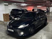 Toyota Camry 2018 года за 12 000 000 тг. в Нур-Султан (Астана)