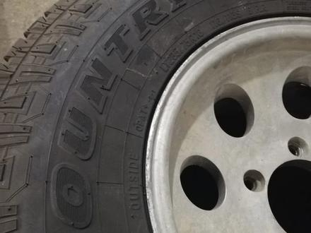 6 новых колес toyo A/T с дисками 285/75/16 за 330 000 тг. в Усть-Каменогорск – фото 2