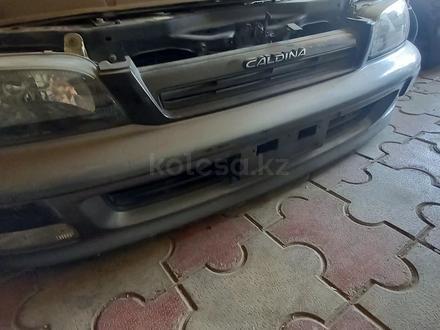 Toyota caldina морда за 140 000 тг. в Алматы – фото 2