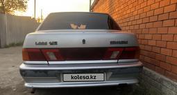ВАЗ (Lada) 2115 (седан) 2004 года за 600 000 тг. в Костанай – фото 3