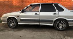 ВАЗ (Lada) 2115 (седан) 2004 года за 600 000 тг. в Костанай – фото 5