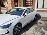 Hyundai Sonata 2021 года за 15 500 000 тг. в Алматы – фото 3