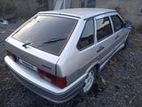 ВАЗ (Lada) 2114 (хэтчбек) 2004 года за 1 200 000 тг. в Караганда – фото 2