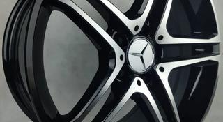 Комплект дисков r17 5*112 Mercedes за 180 000 тг. в Караганда