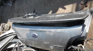 Крышка багажника в сборе рестайл со спойлером Subaru Impreza за 60 000 тг. в Алматы