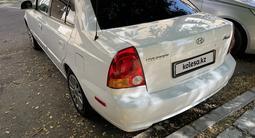 Hyundai Accent 2003 года за 2 500 000 тг. в Тараз – фото 4