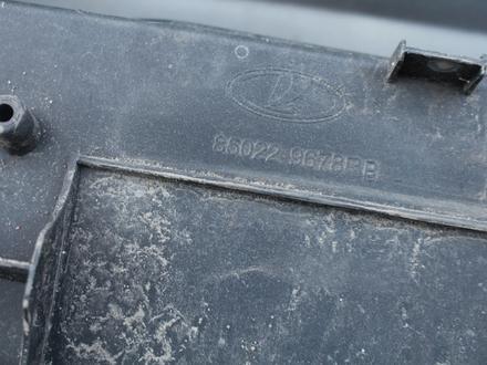 Бампер задний renault Sandero за 50 000 тг. в Караганда – фото 3
