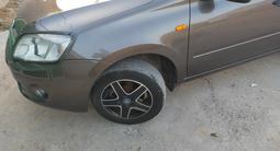 ВАЗ (Lada) 2190 (седан) 2014 года за 2 300 000 тг. в Шымкент – фото 5