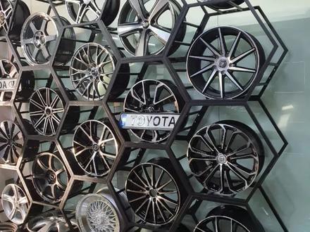 Диски и шины в рассрочку в Алматы – фото 10