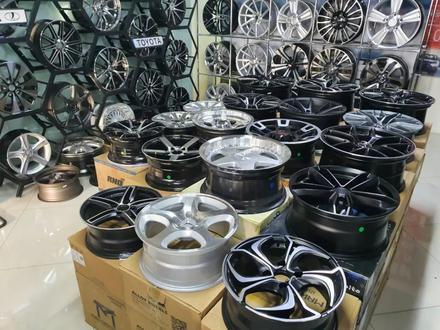 Диски и шины в рассрочку в Алматы – фото 5
