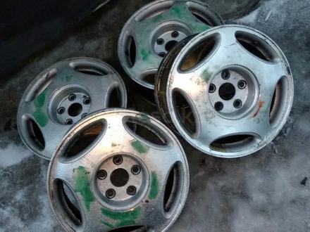 Комплект дисков r 16 за 40 000 тг. в Алматы – фото 5