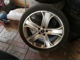 Audi Q7 vw touareg cayenne без резины за 50 000 тг. в Алматы