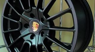 Новые диски R20 Porsche Cayenne за 250 000 тг. в Алматы