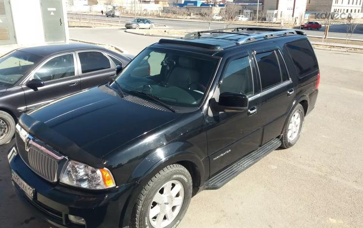 Lincoln Navigator 2005 года за 3 499 000 тг. в Актау