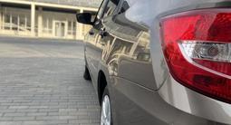 ВАЗ (Lada) Granta 2190 (седан) 2020 года за 4 200 000 тг. в Шымкент – фото 2