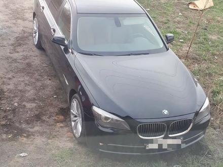 BMW 740 2009 года за 9 500 000 тг. в Караганда – фото 7