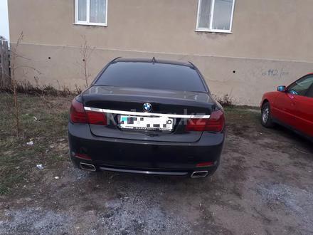 BMW 740 2009 года за 9 500 000 тг. в Караганда – фото 9