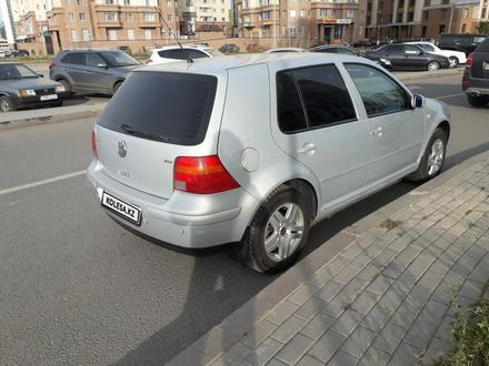 Volkswagen Golf 2003 года за 2 650 000 тг. в Нур-Султан (Астана) – фото 18
