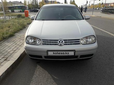 Volkswagen Golf 2003 года за 2 650 000 тг. в Нур-Султан (Астана) – фото 3