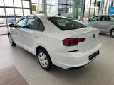 Volkswagen Polo Origin 2021 года за 7 090 000 тг. в Тараз – фото 3