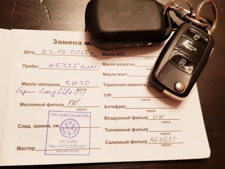 Volkswagen Jetta 2013 года за 4 200 000 тг. в Актобе – фото 21