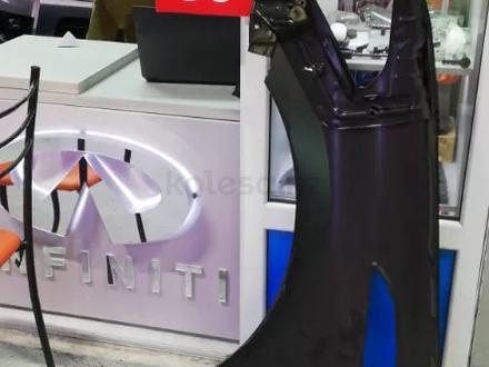 На Nissan Patrol y62 крыло переднее (новое) за 75 000 тг. в Алматы