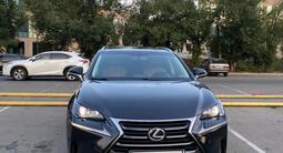 Lexus NX 200 2017 года за 16 500 000 тг. в Алматы – фото 3
