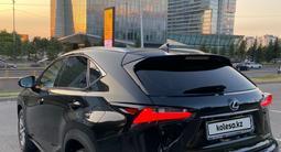 Lexus NX 200 2017 года за 16 500 000 тг. в Алматы