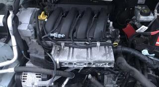 Nissan almera k4m 1.6 литра двигатель за 777 тг. в Алматы