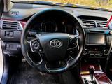 Toyota Camry 2012 года за 7 100 000 тг. в Петропавловск – фото 5