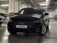 Hyundai Accent 2021 года за 9 500 000 тг. в Алматы
