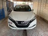 Nissan Leaf 2019 года за 14 600 000 тг. в Алматы