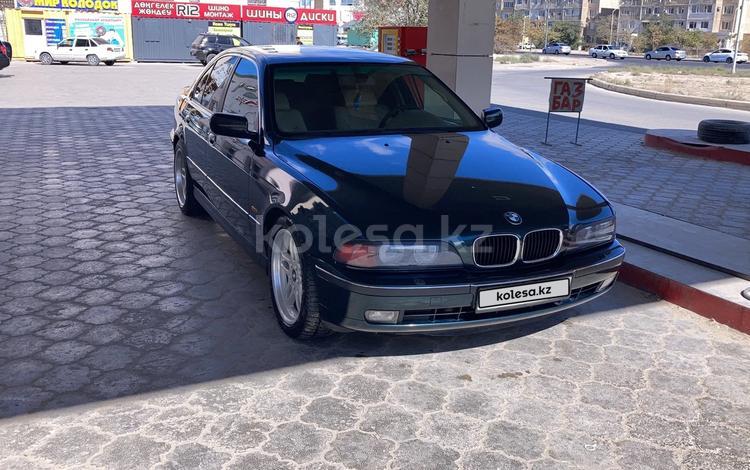 BMW 520 1997 года за 3 250 000 тг. в Алматы