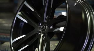 Кованные диски на Новый Mercedes G Class r22 за 2 150 000 тг. в Алматы